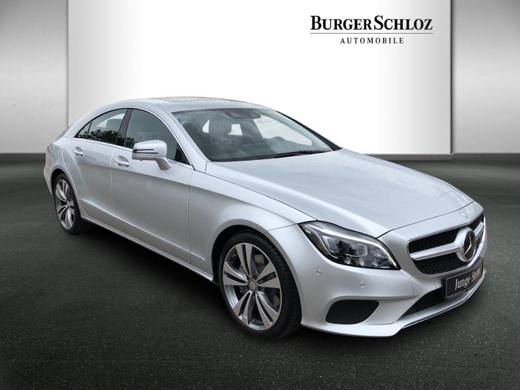 Mercedes-Benz CLS 400 4MATIC Coupé Sitzklima/Comand/Distronic, Jahr 2016, Benzin