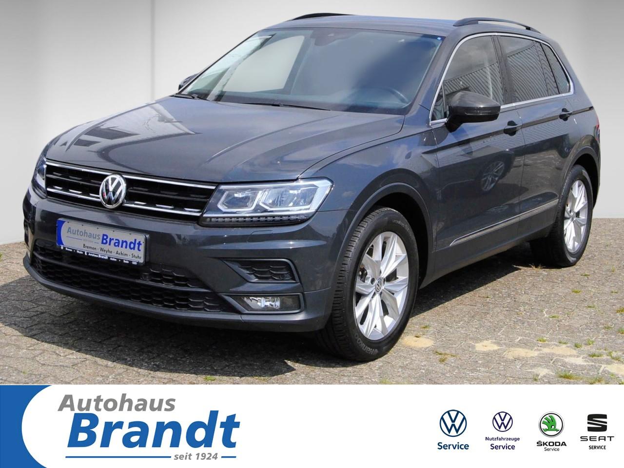Volkswagen Tiguan 2.0 TDI Comfortline DSG*LED*NAVI*ACTIVE INFO*ACC, Jahr 2018, Diesel