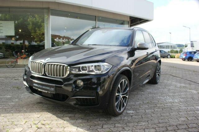 BMW X5 M50dA LEDER NAVI-Pro HUD PANO LED HiFi-HK, Jahr 2018, Diesel