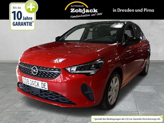 Opel Corsa F Elegance 1.2T Kamera LED SHZ Multimedia, Jahr 2021, Benzin