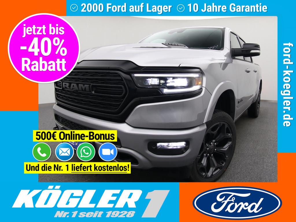 Dodge RAM 1500 CrewCab Limited 5.7 Night Ed. 2021/LPG, Jahr 2021, Benzin