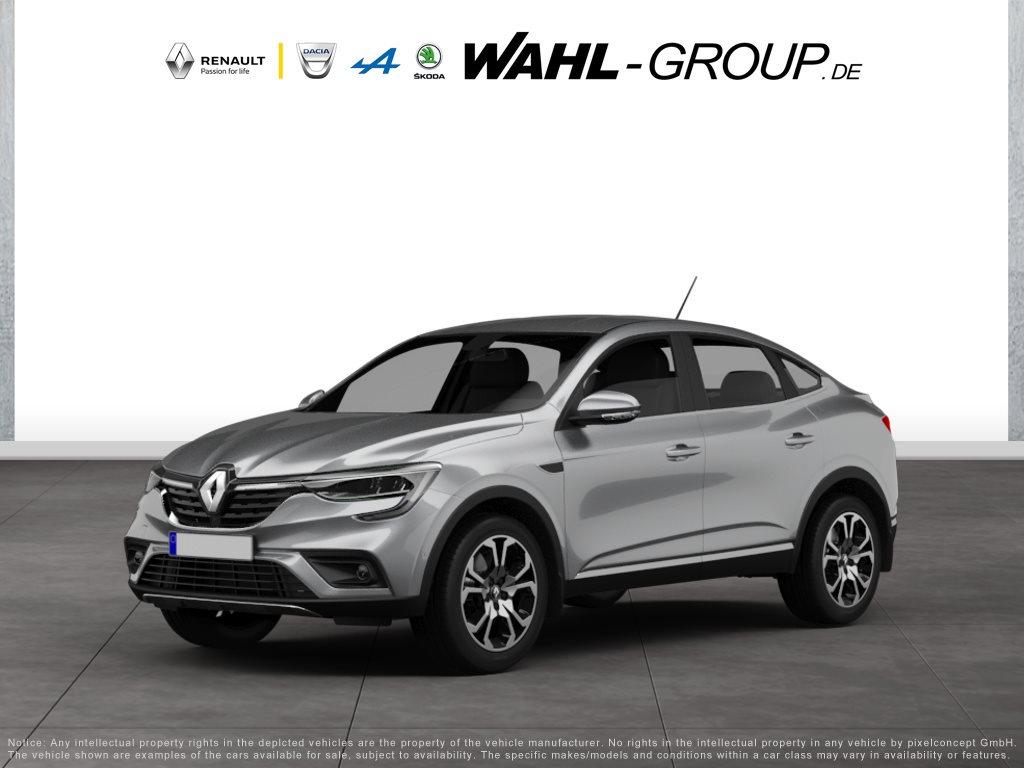 Renault Arkana INTENS TCe 140 EDC ABS Fahrerairbag ESP L Intens, Jahr 2021, Benzin