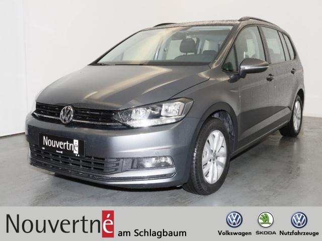 Volkswagen Touran 1.0 TSI Edition + 7 Sitze + Klima + Tempo, Jahr 2019, Benzin