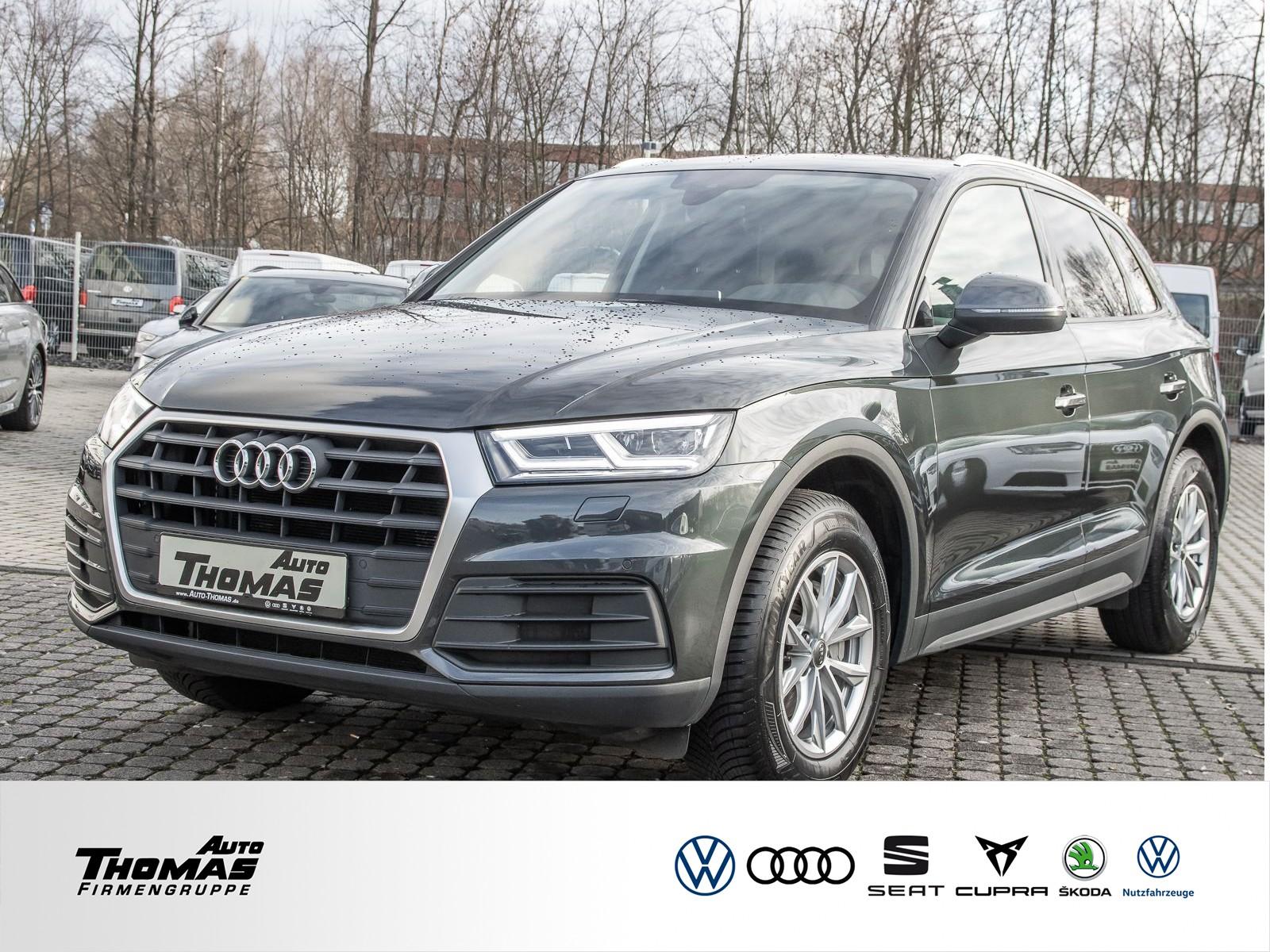 Audi Q5 2.0 TDI LED+NAVI+PDC+SHZ, Jahr 2017, Diesel