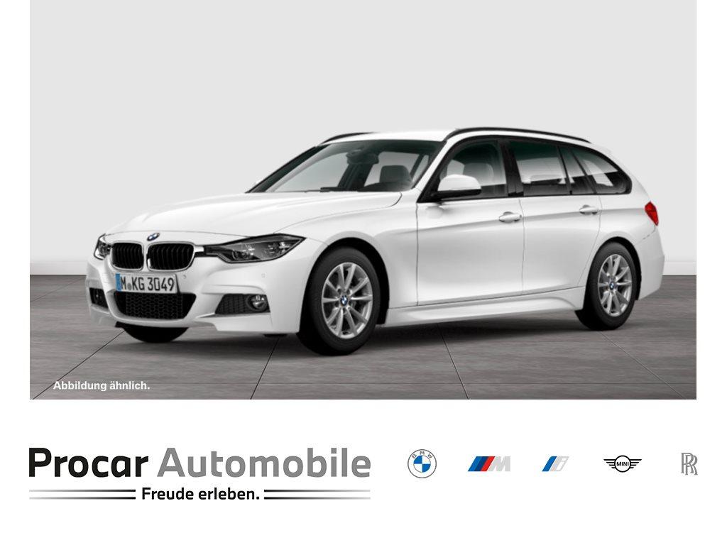 BMW 320d Touring M Sport Edition Head-Up RFK AHK, Jahr 2018, Diesel