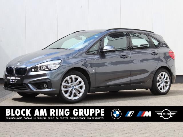BMW 225xe iPerformance AT, Jahr 2017, Hybrid