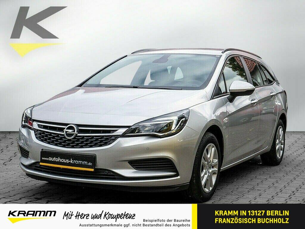 Opel Astra Sports Tourer Edition 1.0 Turbo EU6d-T Rückfahrkam. PDCv+h, Jahr 2019, Benzin