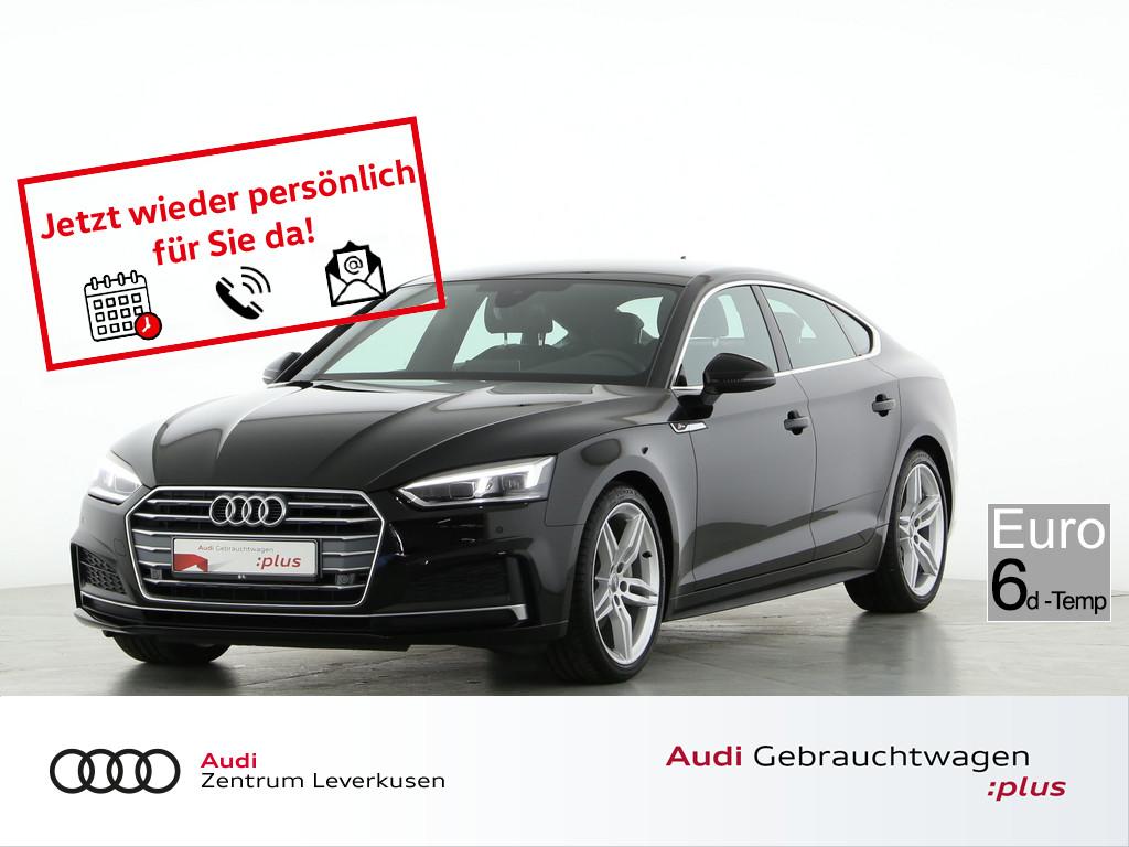 Audi A5 Sportback 40 sport, Jahr 2019, Diesel