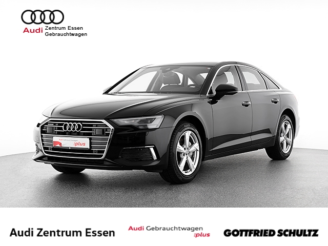 Audi A6 Limousine 40 TDI quattro Design S tronic LED NAV PLUS RÜFAHR SHZ PDC VO HI FSE MUF, Jahr 2020, Diesel