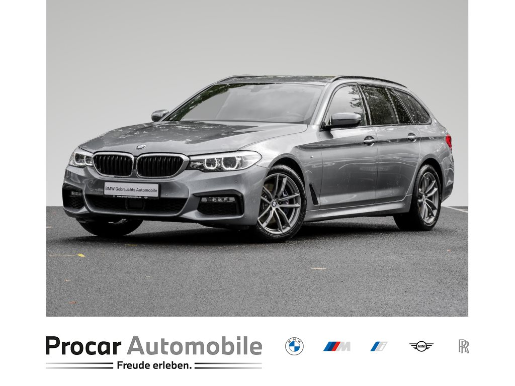 BMW 530d M-SPORT++DRIV-ASS-PLUS++LED++NAVI-PROF++HEAD-UP+, Jahr 2017, Diesel
