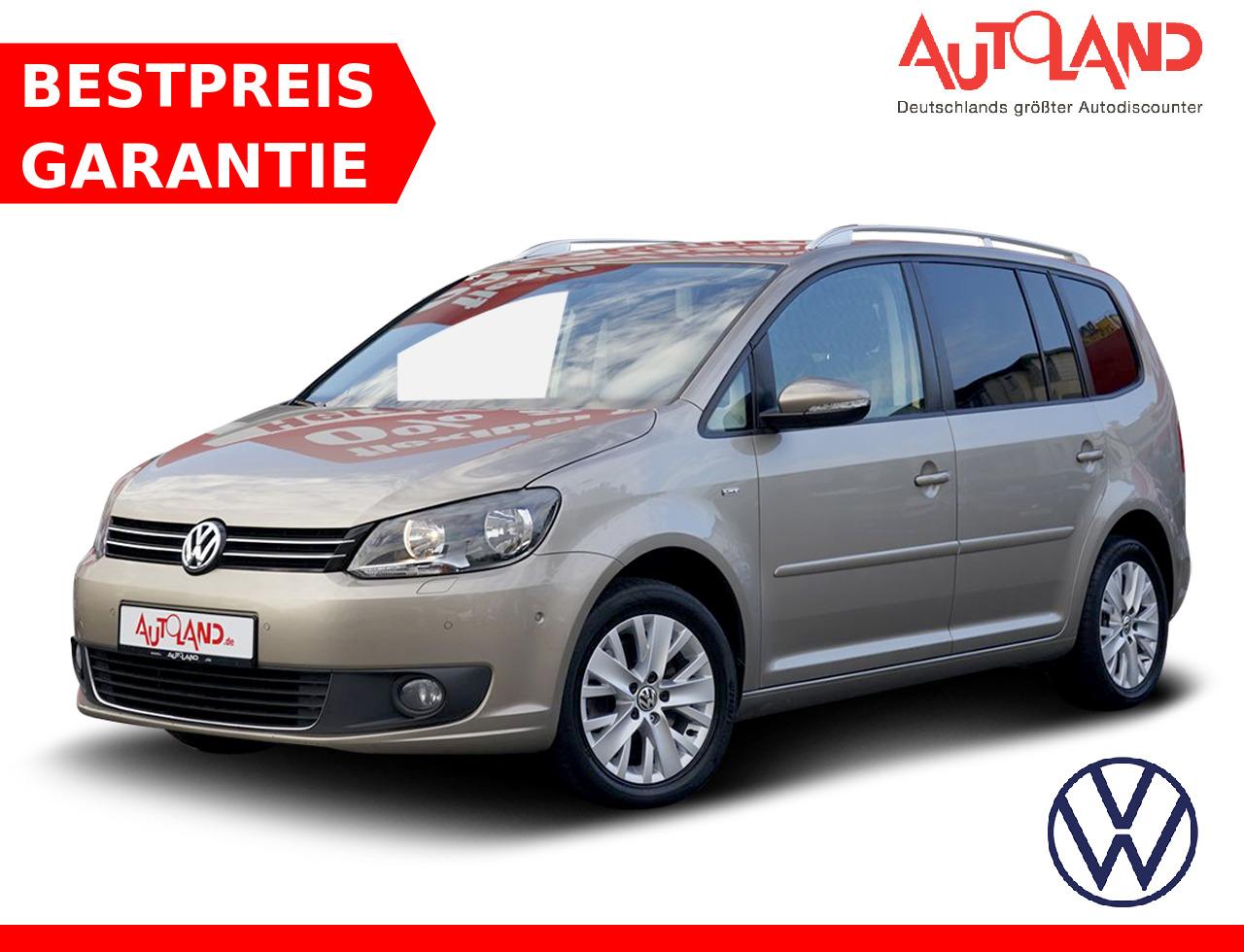 Volkswagen Touran, Jahr 2013, Benzin