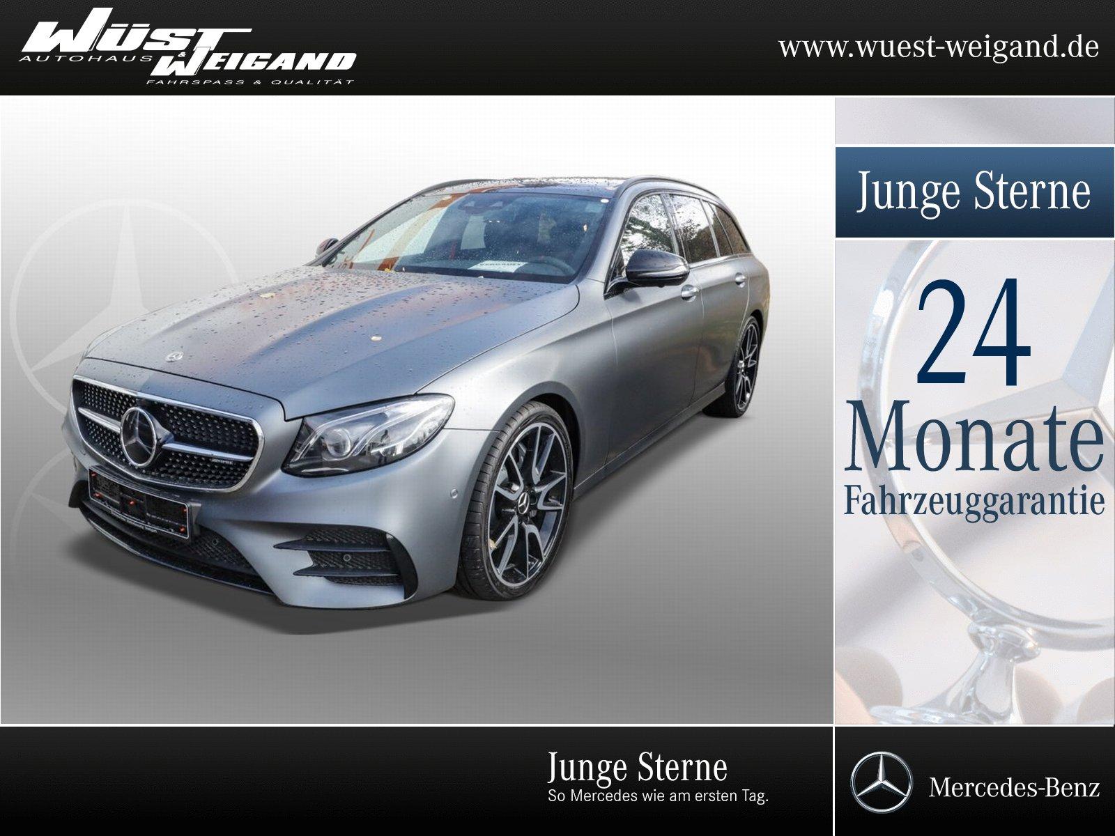 Mercedes-Benz Mercedes-AMG E 53 4M+ T LED+360°+Night+Pano-Dach, Jahr 2020, Benzin