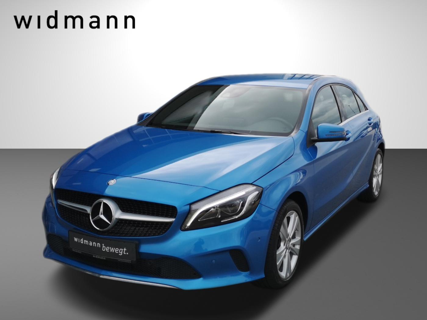 Mercedes-Benz A 180 d Urban*Spur-P.*LED*Kamera*Navigation*PDC*, Jahr 2016, Diesel