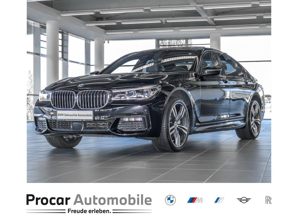 BMW 730d xDrive M Sport Head-Up H/K Laser Soft-Close, Jahr 2018, Diesel