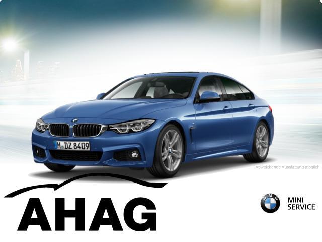 BMW 420 Gran Coupe xDrive D M Sport Innovationsp. AHK, Jahr 2017, Diesel