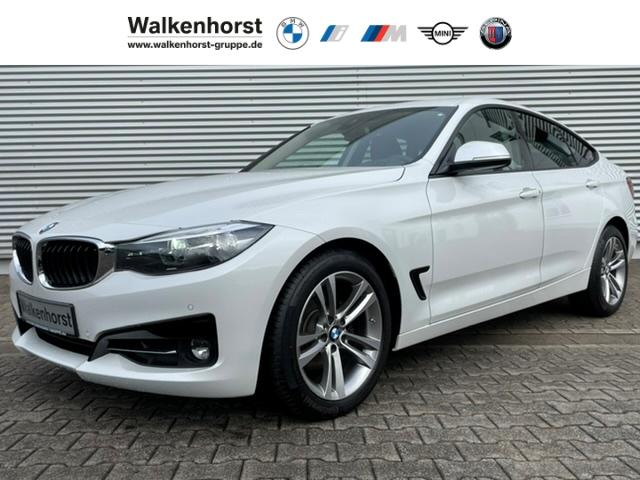 BMW 320 Gran Turismo d xDrive Sport Line Leasing ab 329,-- Navi e-Sitze HUD, Jahr 2020, Diesel