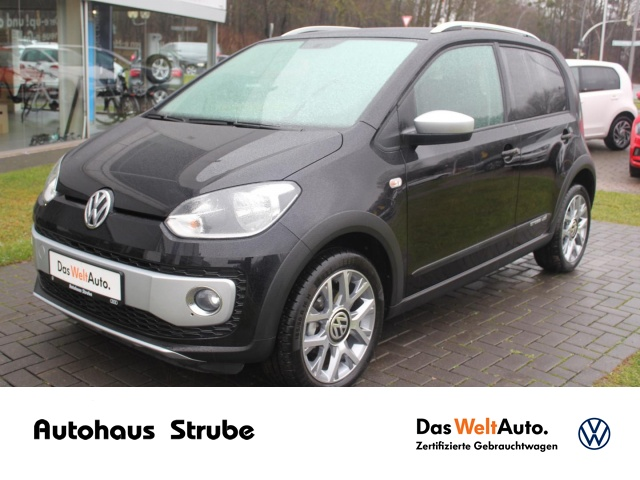 Volkswagen up! cross up! 1.0 Klima Radio LM SHZ Lederlenkrad, Jahr 2016, Benzin