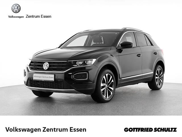Volkswagen T-Roc United 1.5 TSI DSG LED Navi ACC Alu, Jahr 2020, Benzin