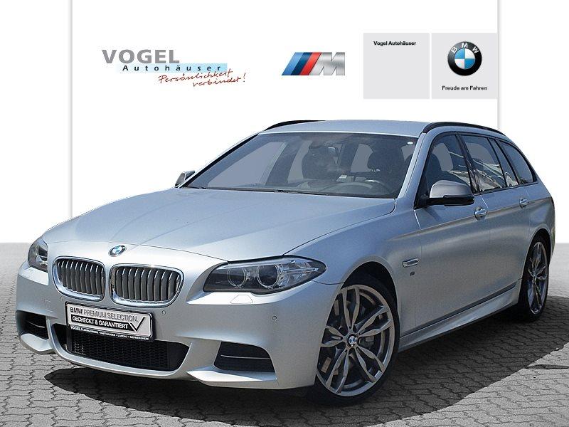 BMW M550d xDrive Touring M Sportpaket BMW Individual Frozen Silber metallic Euro 6 Navi Prof PDC Klima Shz, Jahr 2016, Diesel