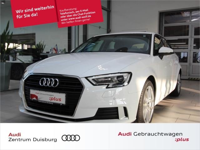 Audi A3 Sportback sport 1.5 TFSI Xenon Navi PDC+ SHZ, Jahr 2018, Benzin