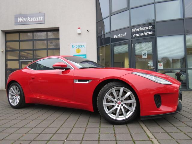 Jaguar F-TYPE Coupe 3.0 V6 Aktive/Sound/Caldera Red, Jahr 2017, Benzin