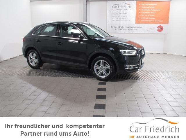 Audi Q3 2.0 TDI quattro S tronic Top, Jahr 2012, Diesel