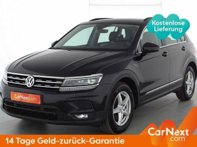 Volkswagen Tiguan 2.0 TDI SCR BMT DSG Comfortline Navi, Jahr 2018, Diesel