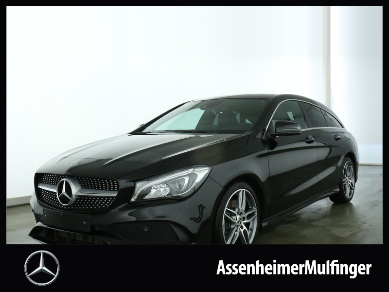 Mercedes-Benz CLA 250 Shooting Brake AMG **Navi/LED HP/Pano, Jahr 2018, Benzin