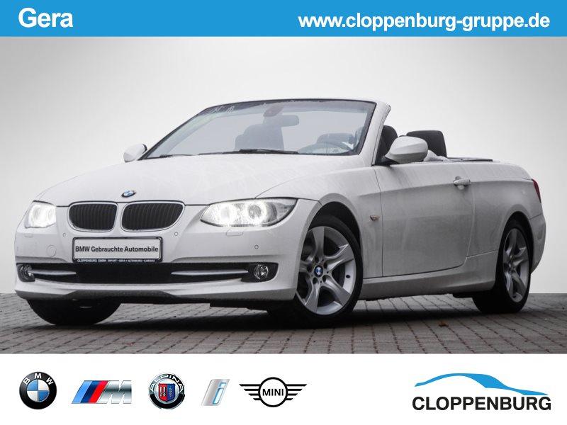 BMW 320i Alarm/Navi/Xenon/Sitzheiz./PDC -, Jahr 2012, petrol