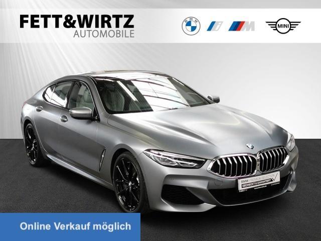 BMW 840i GC M-Sport Laser Pano TV LR ab 865,- br.o.A, Jahr 2020, Benzin