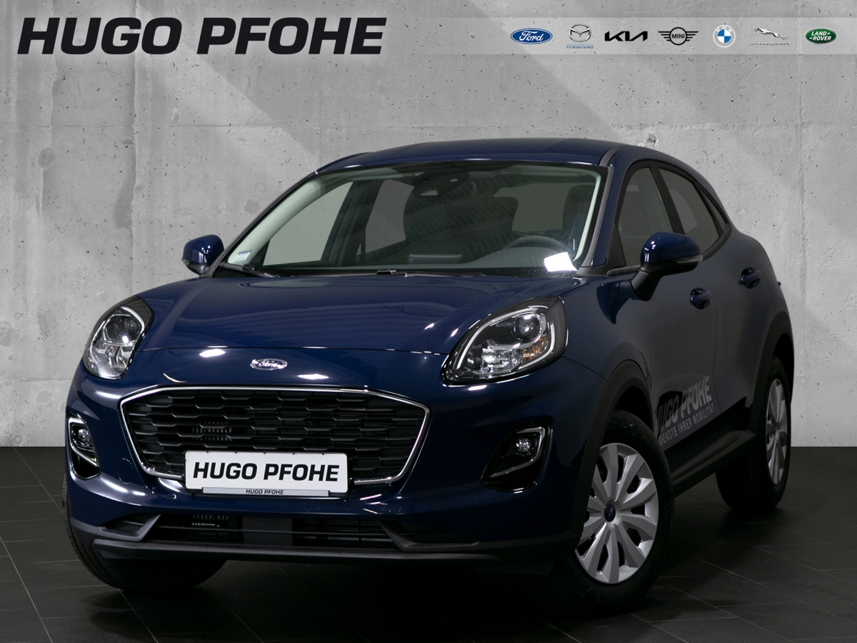 Ford Puma Cool & Connect - UPE 21.000 EUR, Jahr 2021, Benzin