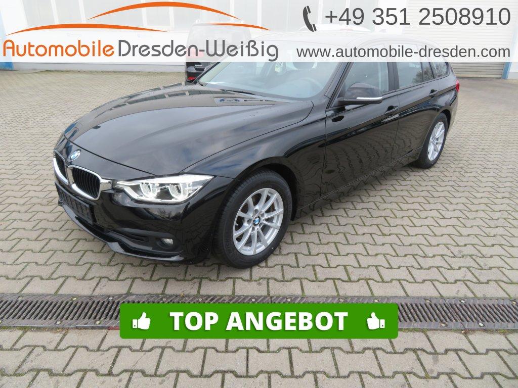BMW 320 d Touring Efficient Dynamics Sportsitze*Navi*, Jahr 2018, Diesel