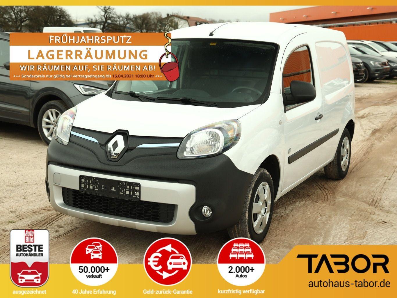 Renault Kangoo Z.E. 2-Sitzer PDC Klang&Klima Klima BT, Jahr 2015, Elektro