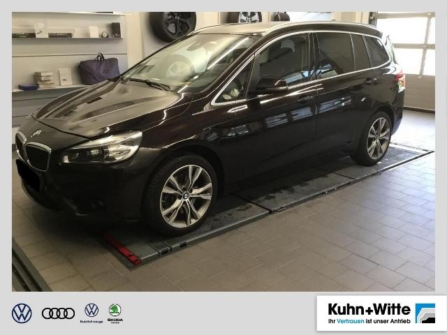 BMW 220 i Gran Tourer Advantage *7-Sitze*LED*Chrome-, Jahr 2017, Benzin