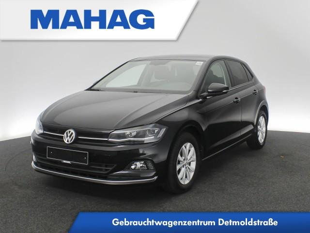 Volkswagen Polo HIGHLINE 1.0 TSI Navi LED ActiveInfoDisplay Sitzhz. Bluetooth 15Zoll DSG, Jahr 2018, Benzin
