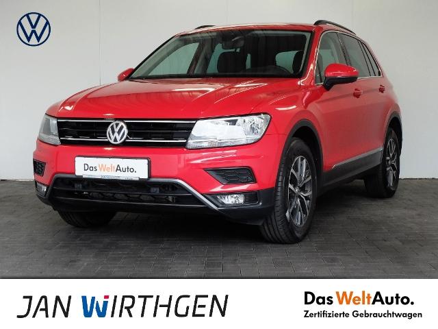 Volkswagen Tiguan 2.0 TDI DSG 4M HUD ACC Standheizung, Jahr 2018, Diesel