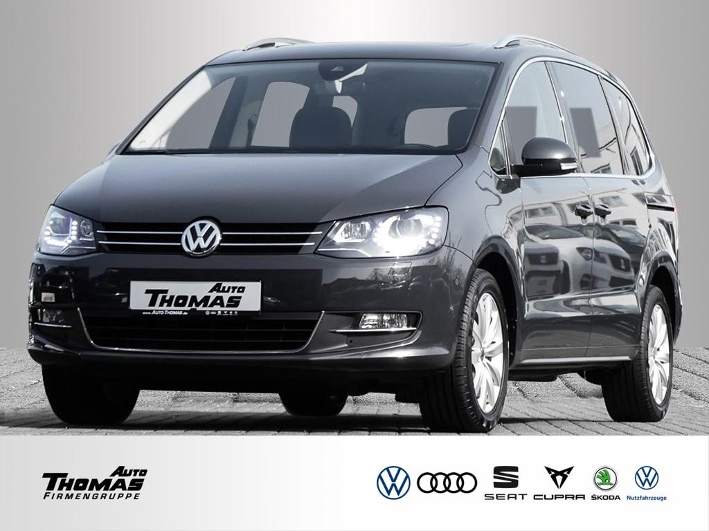 """Volkswagen Sharan """"Highline"""" 2.0 TDI DSG XENON+NAVI+STDHZG, Jahr 2016, diesel"""
