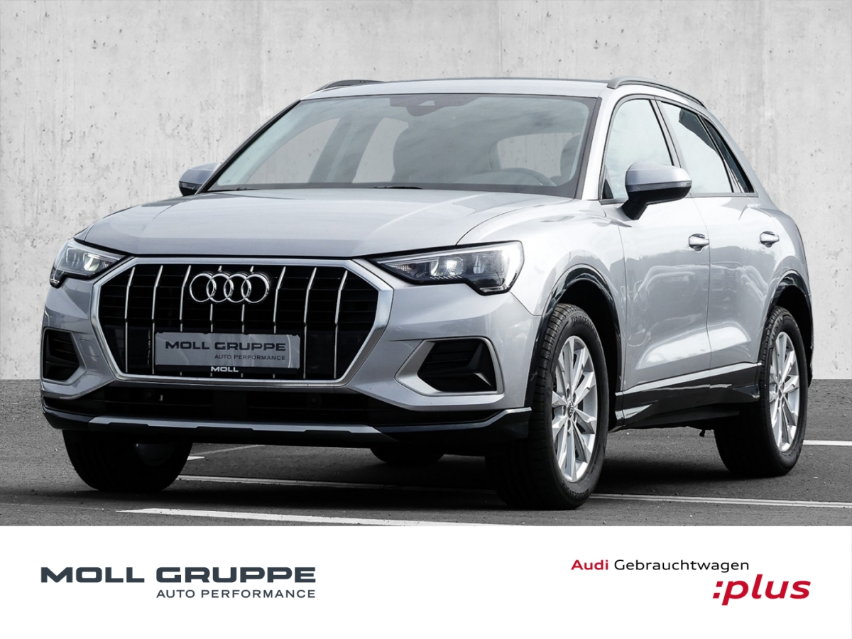 Audi Q3 35 TFSI S tronic advanced Apple CarPlay LED, Jahr 2020, Benzin