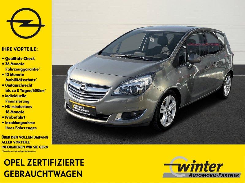 Opel Meriva INNOVATION Sitz/Lenkradhz Parkpilot, Jahr 2015, Diesel