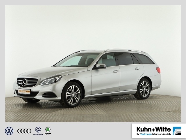 Mercedes-Benz E-Klasse T-Modell (BM 212)(08.2009->), Jahr 2017, Diesel