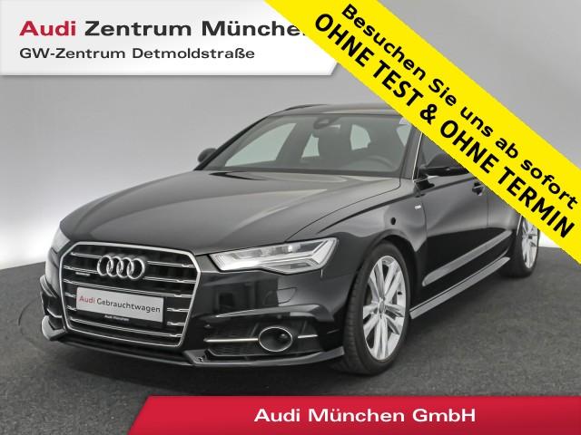 "Audi A6 Avant 3.0 TDI qu. S line Pano ACC LED Navi Leder R-Kamera 19"" S tronic, Jahr 2018, diesel"