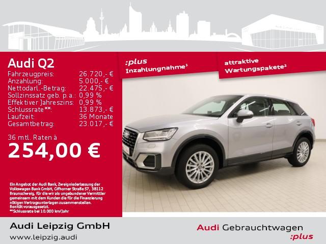 Audi Q2 35 TFSI design *Audi pre sense front*LED*DAB*, Jahr 2020, Benzin