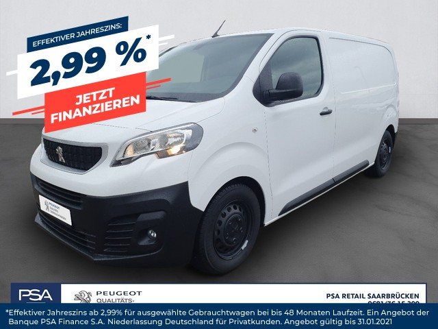 Peugeot Expert L2H1 Premium 2,0HDi 150PS Bott GreenPackage Navi, Jahr 2018, Diesel