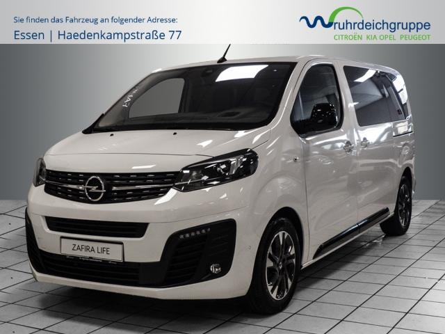 Opel Zafira Life Elegance M 2.0 D EU6d+Pano+Navi+PDC+Massage, Jahr 2021, Diesel