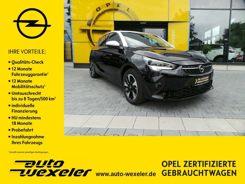 Opel Corsa F-e Elegance,Navi-LED-Matrix,WKR, Jahr 2020, Elektro