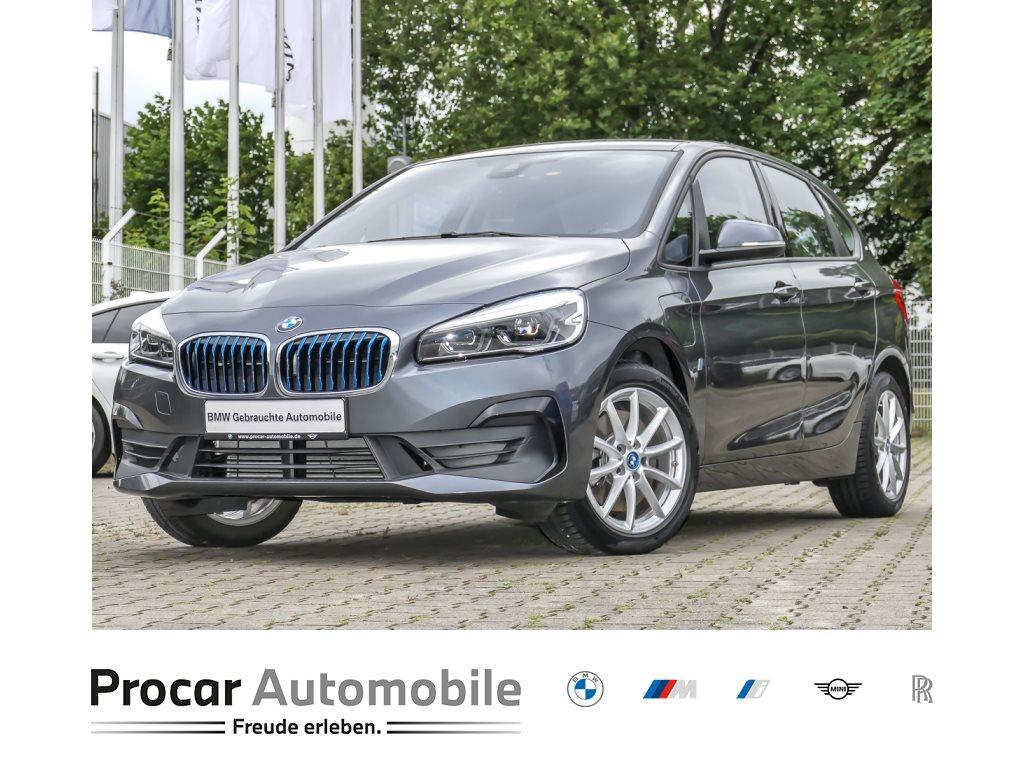 BMW 225xe iPerformance Hybrid Autom.+Navi +LED +PDC +Harman/Kardon +Sitzheizung +Komfortzugang, Jahr 2018, Hybrid