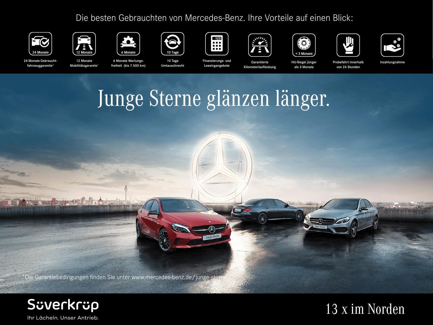 Mercedes-Benz S 400 d 4MATIC Limousine Pano/Comand/Burmester/M, Jahr 2017, Diesel