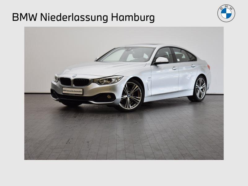 BMW 428i Gran Coupé Sport Line HiFi Var. Lenkung, Jahr 2016, Benzin