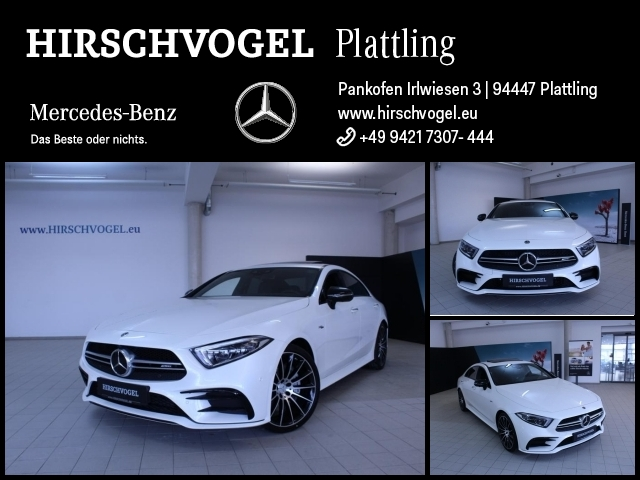Mercedes-Benz CLS 53 AMG 4M+ DRIVERS PACKAGE+SD+DISTRONIC+HUP, Jahr 2018, petrol