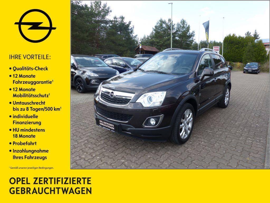 Opel Opel Antara Cosmo AWD 2.0 CDTI MT-6, Jahr 2017, Diesel
